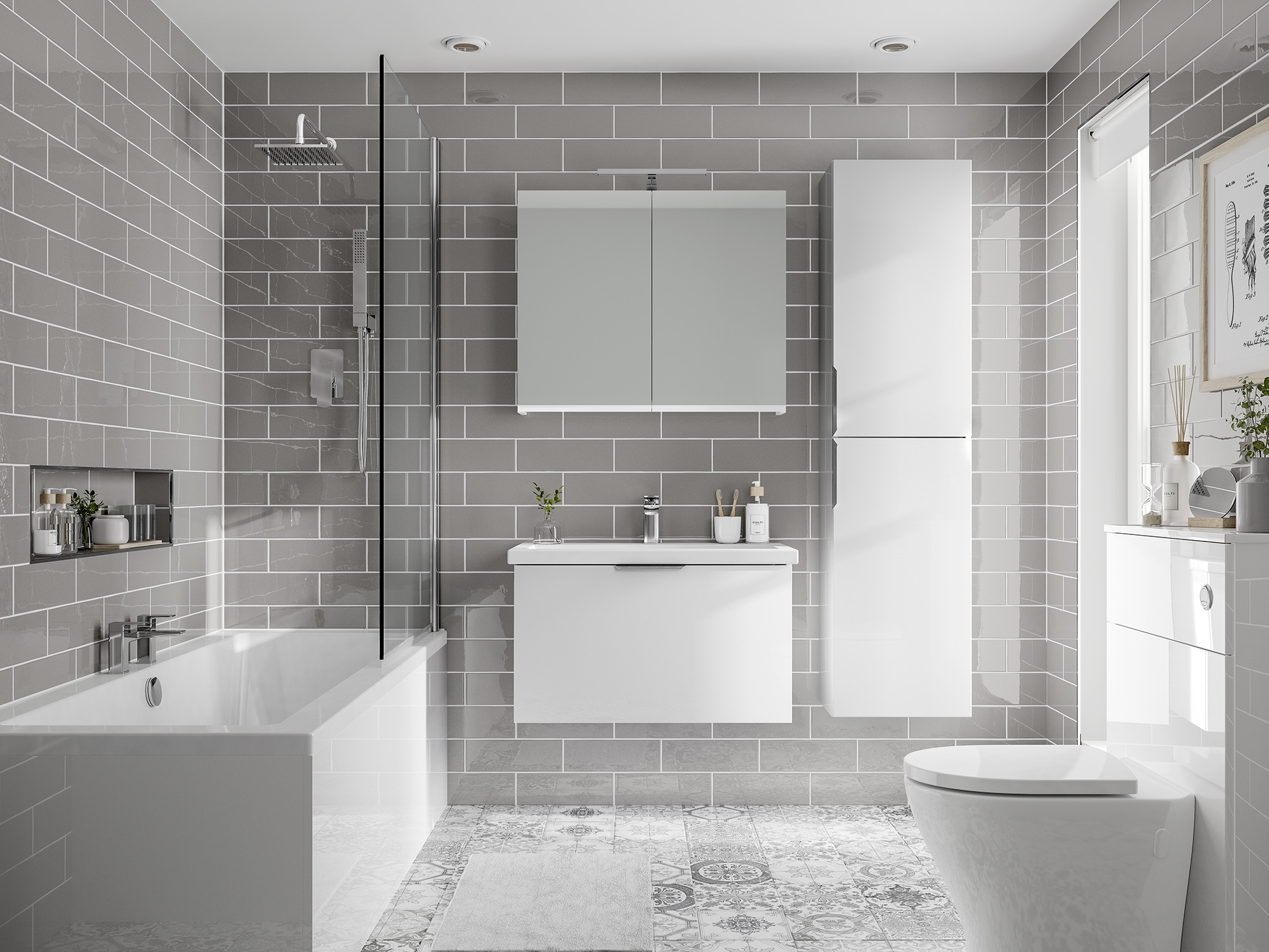 Bathroom Ideas  Northallerton  Rooms By Design
